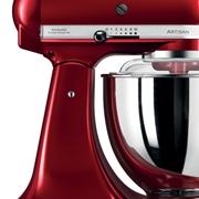 Robot da cucina KitchenAid modello 5KSM175. Robot da cucina in metallo disponibile in tanti colori diversi.