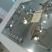 Piano cottura Smeg Renzo Piano