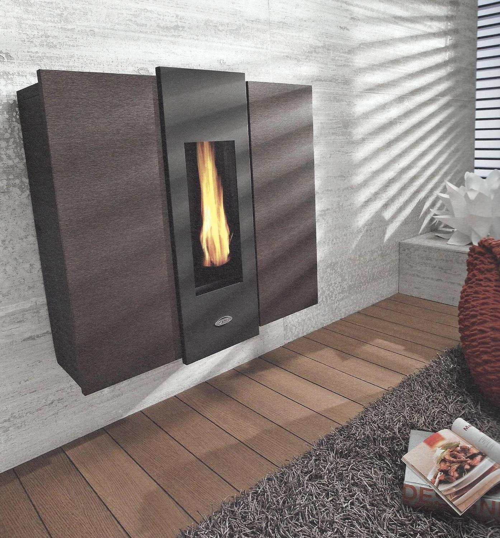 Stufa A Pellet Design ~ Idee Creative su Design Per La Casa e Interni