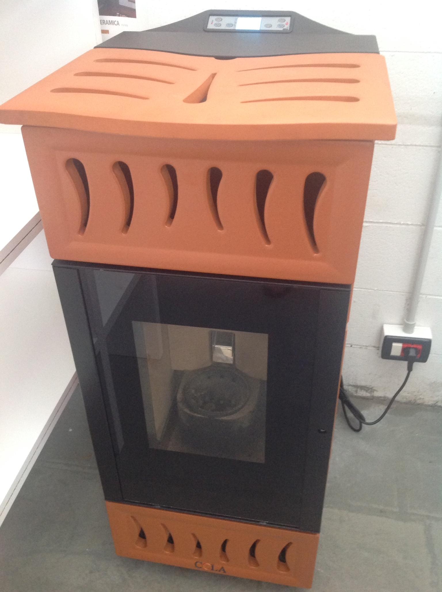 Pellet pordenone installazione climatizzatore for Camino aria calda fai da te