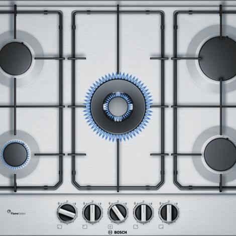 Tris elettrodomestici della bosch forno piano cottura e - Forno e piano cottura ...