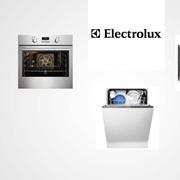 Tris elettrodomestici della Electrolux : Forno, Piano Cottura e Lavastoviglie