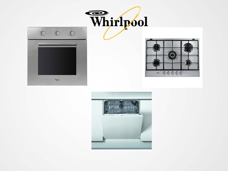Tris elettrodomestici della Whirlpool : Forno, Piano Cottura e ...