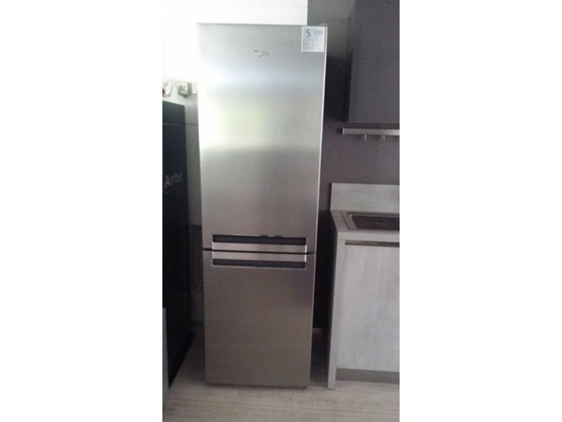 Elettrodomestico Whirlpool Whirlpool frigorifero combinato bsfv8122ox  supreme easycool classe a++ capacità lorda / netta 352/338 litri colore  inox ...