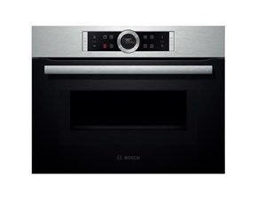 Innovativo forno Bosch Cmg633bs1  in Offerta Outlet