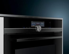 Innovativo forno Siemens Iq700 hs858gxb6 in Offerta Outlet