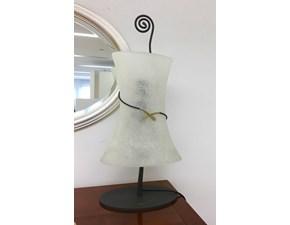 Lampada da tavolo Lipparini illuminazione in OFFERTA OUTLET
