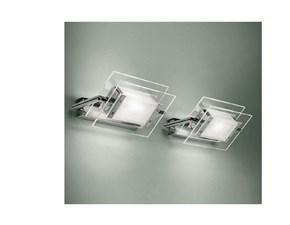 Plafoniere Da Muro Moderne : Outlet illuminazione lampade da parete sconti fino al
