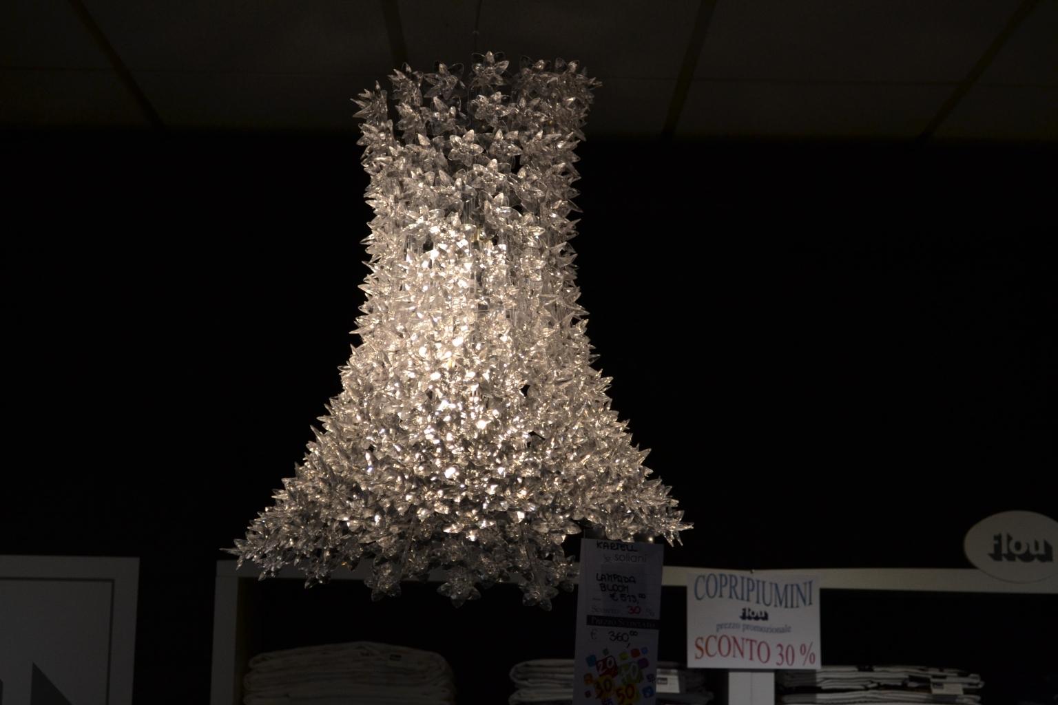 Kartell Illuminazione Bloom - Illuminazione a prezzi scontati
