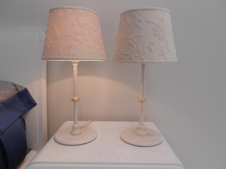 lampadari via veneto : Coppia Abat-Jour Cantori Clara scontate del 30% - Illuminazione a ...