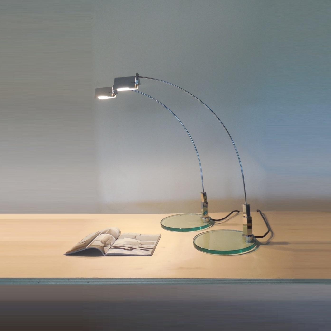 Illuminazione fontana arte outlet fontana arte lampada falena metallo lampade da tavolo - Lampade da tavolo fontana arte ...