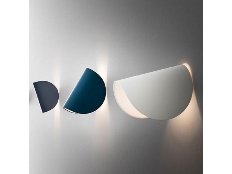 Fontana arte illuminazione io led lampade da parete