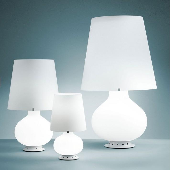 Illuminazione fontana arte vendita online paralumi lampade 1853 fontana arte illuminazione a - Paralumi per lampade da tavolo ...