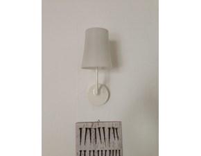 Lampada a parete Foscarini modello Birdie parete
