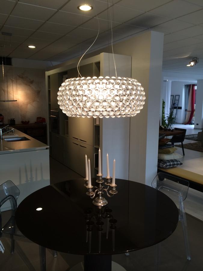 foscarini illuminazione foscarini caboche scontato del 40. Black Bedroom Furniture Sets. Home Design Ideas