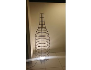outlet lampada bottiglia barel