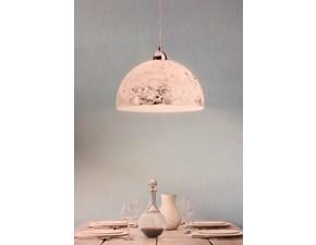 Illuminazione Fabas Luce Brenda 3365-46-290 Vetro Lampade a sospensione Moderno