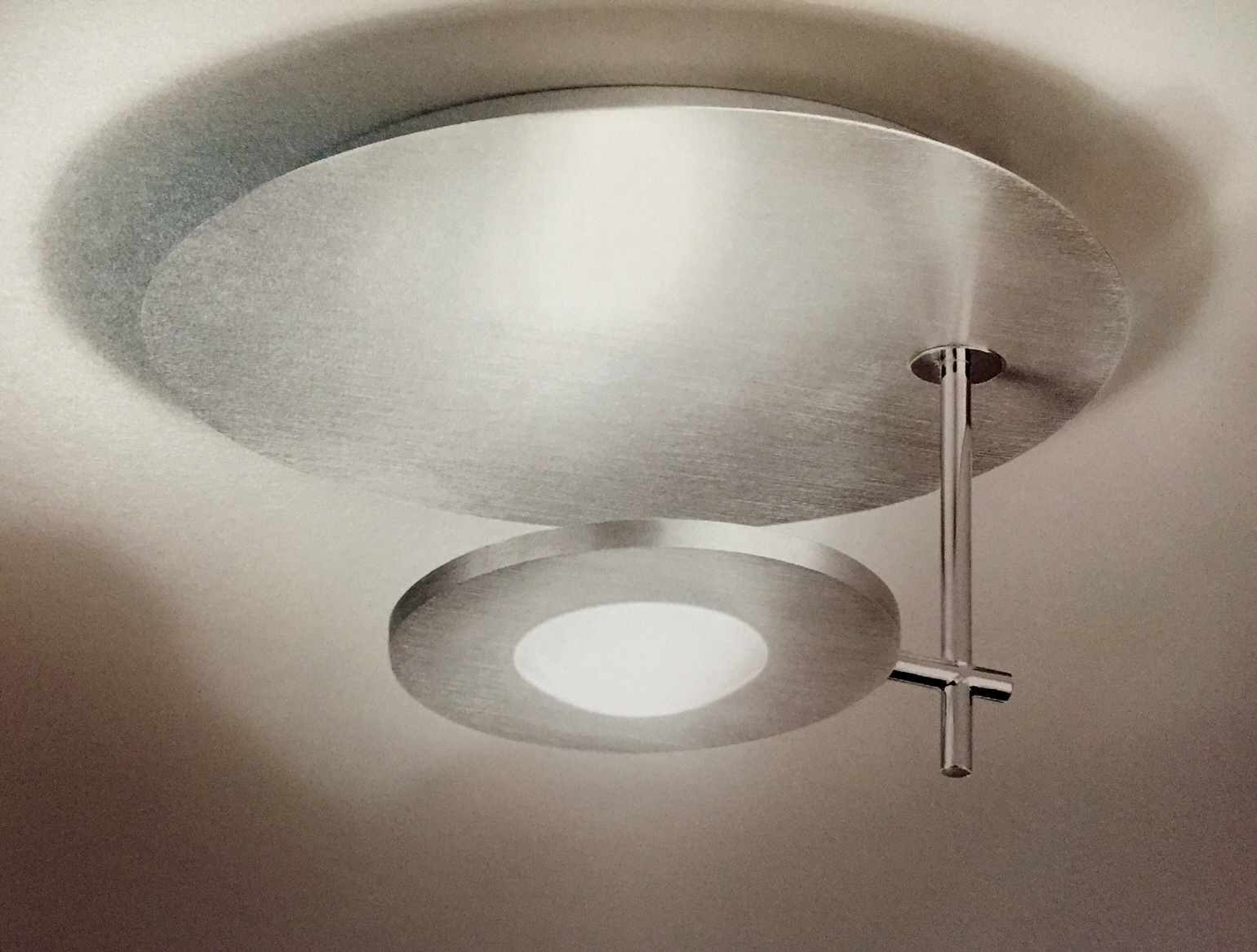Plafoniere Da Soffitto Moderne : Lampadari da soffitto moderni good claylight boomerang xl dining