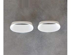 Illuminazione Fontana Arte Applique led bonnet, vendita online Lampade da parete