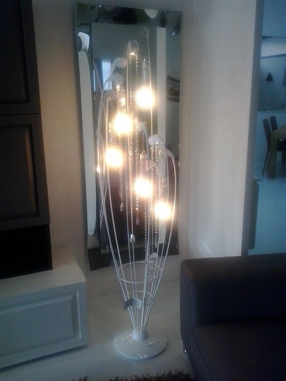 Illuminazione irilux starry vetro lampade da terra design - Lampade da terra design outlet ...