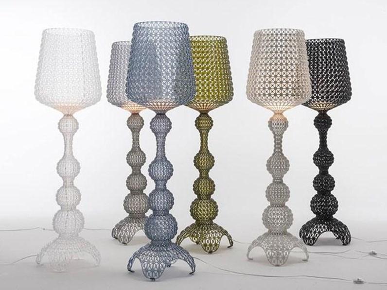 Illuminazione kartell kabuki lampade da terra - Lampade kartell da tavolo ...