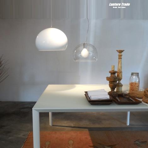 Illuminazione kartell lampada a sospensione fly small led for Lampade a led vendita online