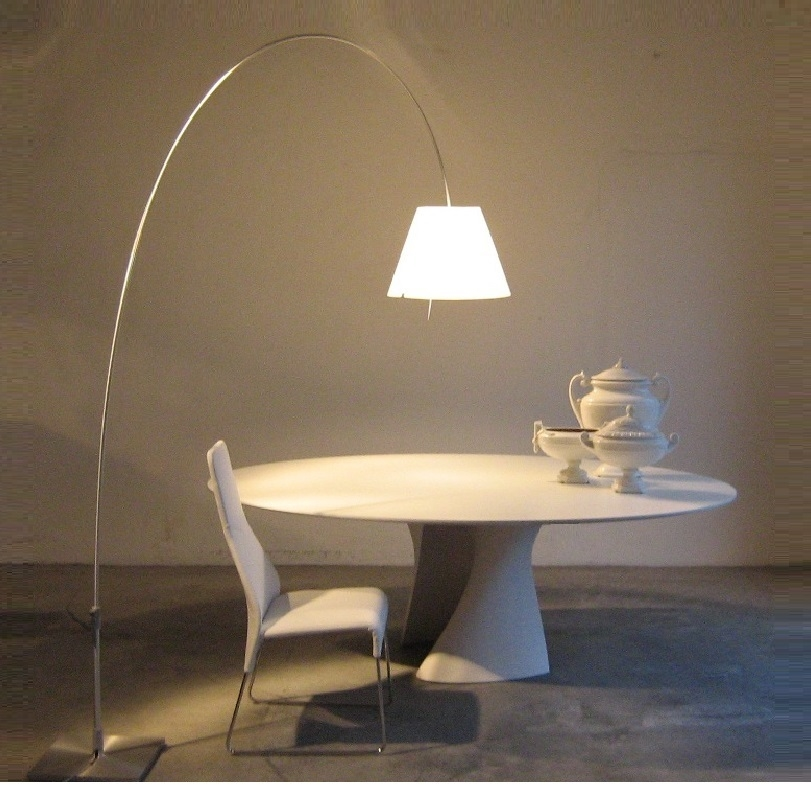 Illuminazione Luceplan Luceplan, lady costanza,promozione Lampade da terra - ...