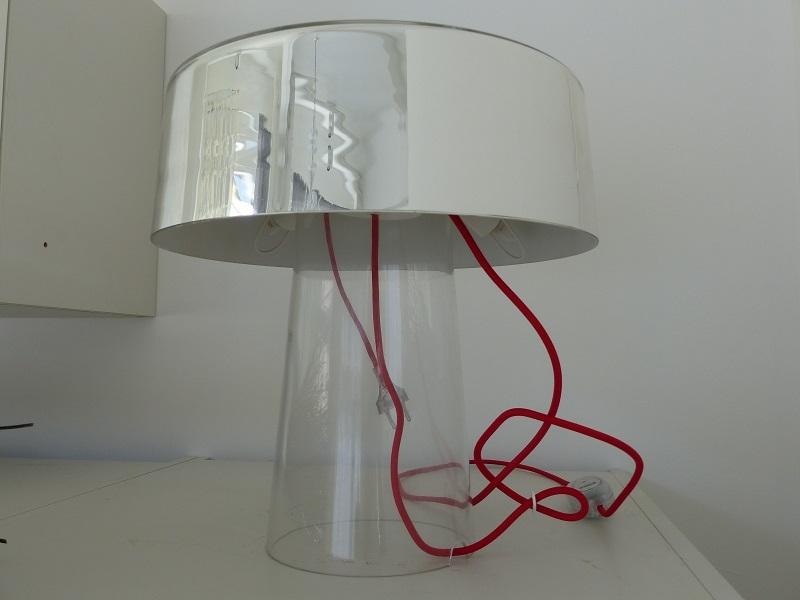 Illuminazione prandina clamt1 vetro lampade da tavolo design illuminazione a prezzi scontati - Lampade da tavolo prezzi ...