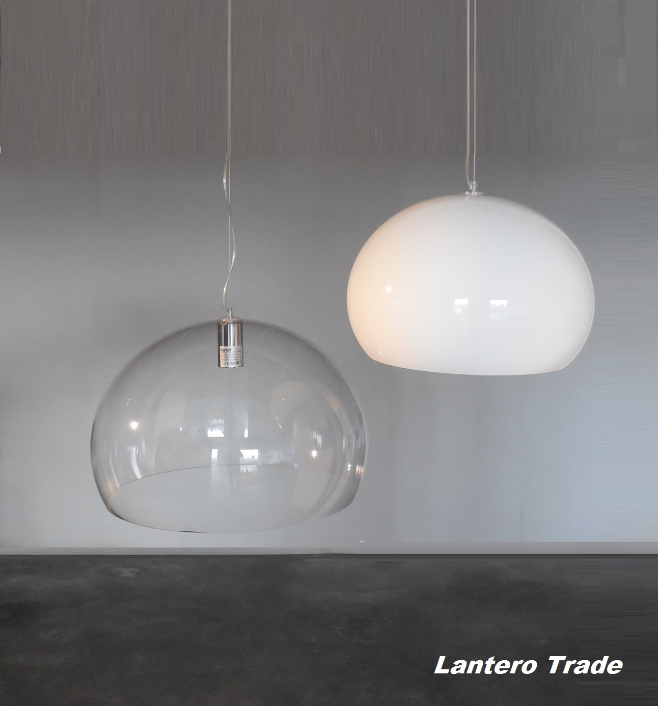Easy Kartell Illuminazione A Sospensione Living Corriere Pictures to pin on P...