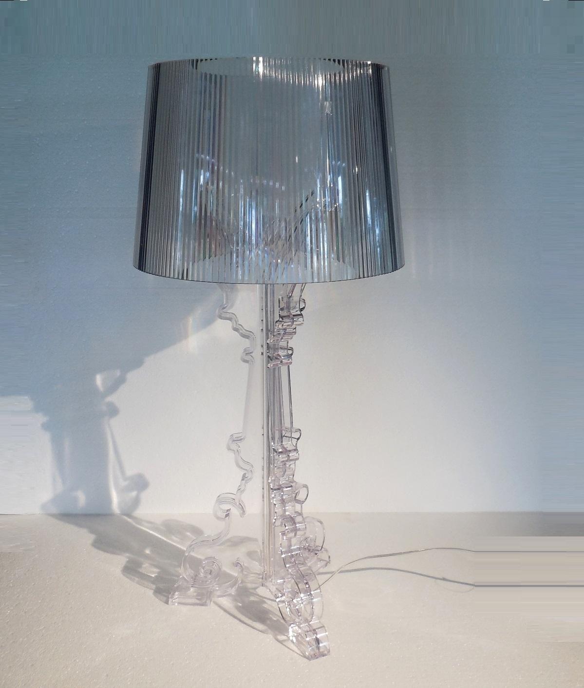 Illuminazione kartell trovaprezzi kartell bourgie for Lampade tonde da tavolo