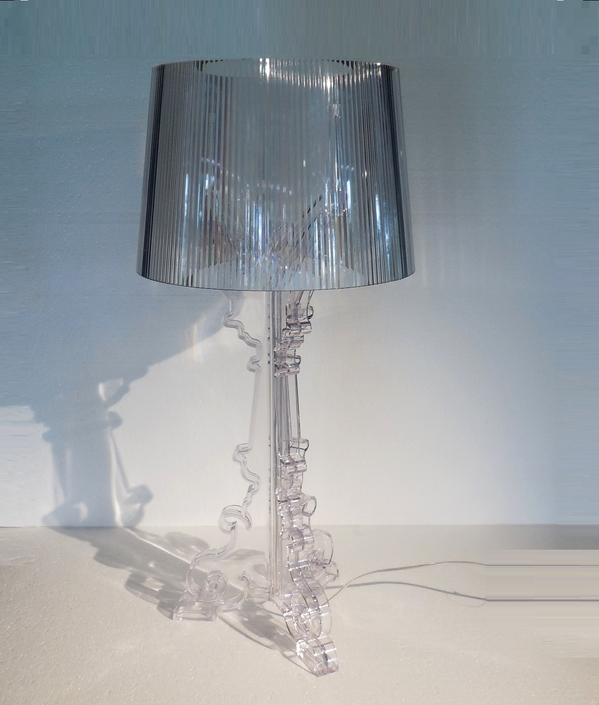 Illuminazione Kartell Trovaprezzi kartell , bourgie lampada da tavolo cristal...