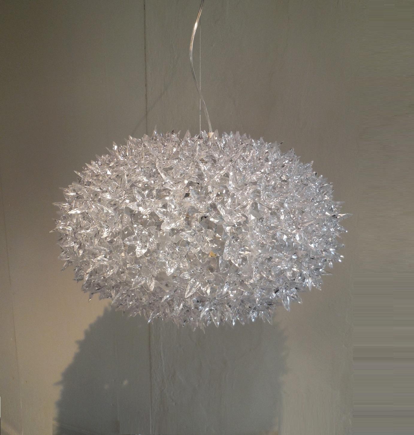 Illuminazione kartell offerta kartell bloom s1 lampada for Lampade kartell outlet