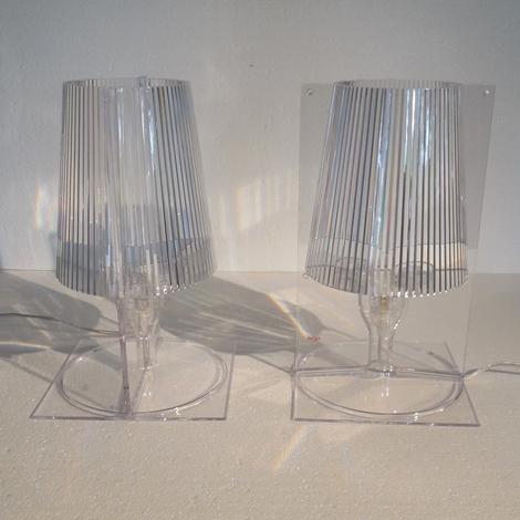 Illuminazione kartell lampade kartell take vendita - Lampade da tavolo vendita on line ...