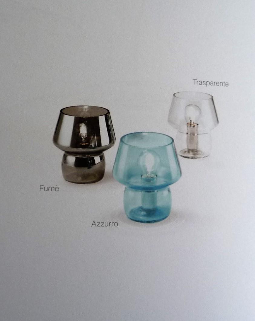 Lampada a soffitto di Idea Lux in vetro soffiato fumè scontata del 40 ...