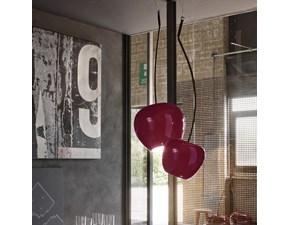 Lampada a sospensione Adriani e rossi Cherry small stile Design in offerta