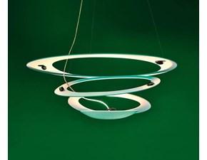 Lampada a sospensione Artemide Lampada pirce grande Bianco a prezzi outlet