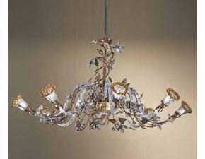 Lampada a sospensione Artigianale 6736/8 mm lampadari stile Classica con forte sconto
