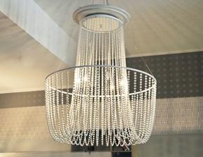 Lampada a sospensione Artigianale md. Gioiello di Vesoi stile Design a prezzi outlet