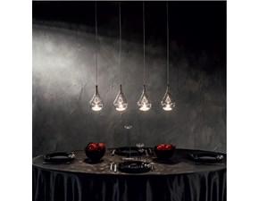 Lampada a sospensione Artigianale Perle stile Design in offerta