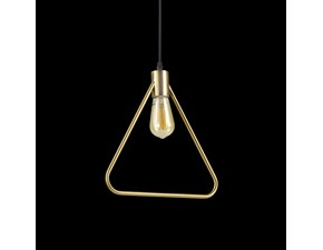 Lampada a sospensione Ideal lux Abc sp1 triangle stile Design in offerta