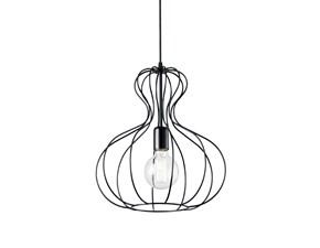Lampada a sospensione Ideal lux Ampolla-1 stile Design a prezzi convenienti