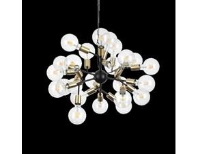 Lampada a sospensione Ideal lux Spark Nero a prezzi convenienti