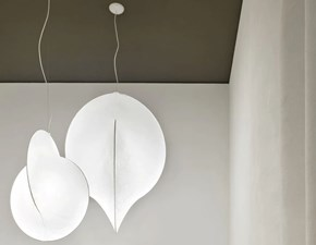 Lampada a sospensione in altro Overlap Flos in Offerta Outlet