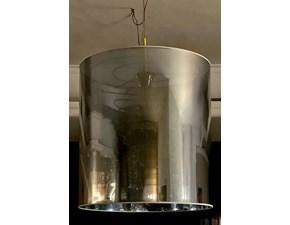 Lampada a sospensione in vetro Iria sp6 Artigianale a prezzo Outlet