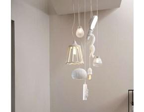 Lampada a sospensione Karman Composizione  o50 stile Design a prezzi outlet