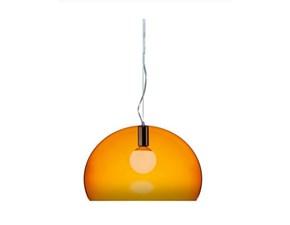 Lampada a sospensione Kartell Fl/y stile Design a prezzi convenienti