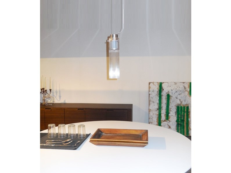 Lampada a sospensione Kartell, lampade a sospensione led rifly Kartell a  prezzo Outlet