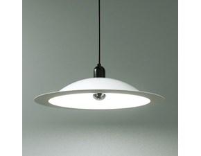 Lampada a sospensione Linea light Lampiatta stilnovo Bianco a prezzi convenienti