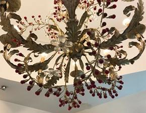 Lampada a sospensione Mazzega lampade Mechini firenze  stile Classica con forte sconto