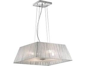 Lampada a sospensione Missouri sp4 Ideal lux in Offerta Outlet